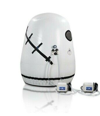 New 60 Inch Grand Dive Vertical Hyperbaric Chamber