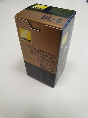 BL-6 Genuine Nikon Battery grip cover for En-El18a, En-El18b, en-el18c
