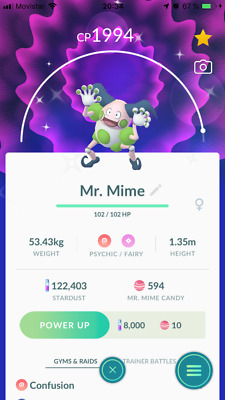 Shiny Regionals (Mr.Mime, Farfetch'd, Kangaskhan, Tauros) & Alolan - Pokemon Go