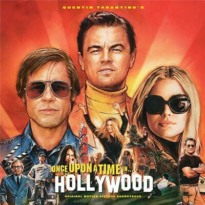 Once Upon a Time in Hollywood Soundtrack CD NEW