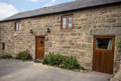 Holiday Cottage In The Peak District Fri 22nd to Mon 25th November  £545