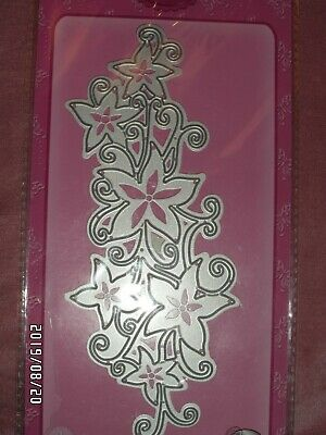 Dawn Bibby-Craft Buddy-Design-Grosses  Stanzschablone-Exotic Flourish