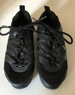 Black Bloch dance shoes Size 4. Barely Worn As Bought Wrong Ones! Jazz