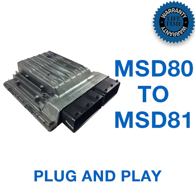 BMW N54 DME ECU Repair 135i 335i 535i Msd80