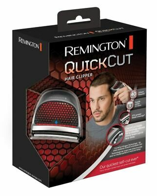 Remington Quick Cut Mens Hair Clipper Trimmer Haircut Rechargeable Cord/Cordless