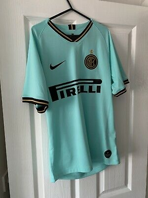INTER MILAN Away Shirt 19/20 - MENS Size SMALL