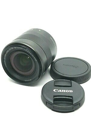 Canon EF-M 18-55mm f/3.5-5.6 IS STM for EOS M mount [Near Mint] from Japan #963
