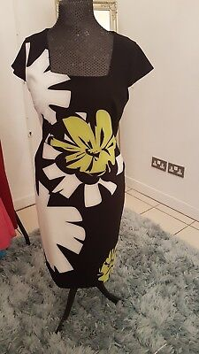 Beautiful Ella Boo mother of the Bride/Evening Dress & Shawl size 14 BNWT