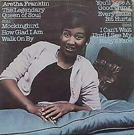 Aretha Franklin - The Legendary Queen Of Soul (Vinyl)