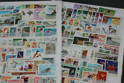 KOREA - 1950's ONWARDS - CHIEFLY USED COLLECTION IN STOCKSHEETS