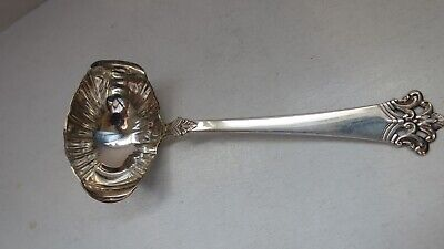 Anitra Solid Cream Ladle by Magnus Aase 830 Silver Norway