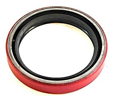 "Timken 410519 Nitrile Oil Seal Double Lip with Spring 2.500"" x 3.2656"" x 0.500"""