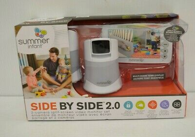 (71296) Summer Infant Side by Side 2.0 Baby Monitor