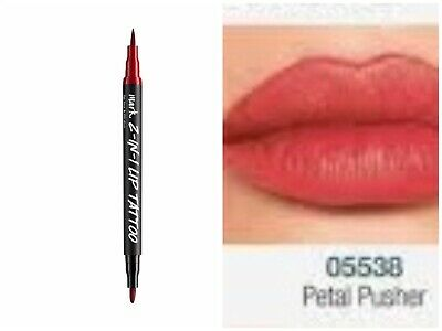 Avon 2 In 1 Lip Tattoo In PETAL PUSHER