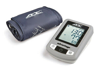 Advantage 6021N Auto Digital Blood Pressure Monitor with Small Adult Cuff, Case