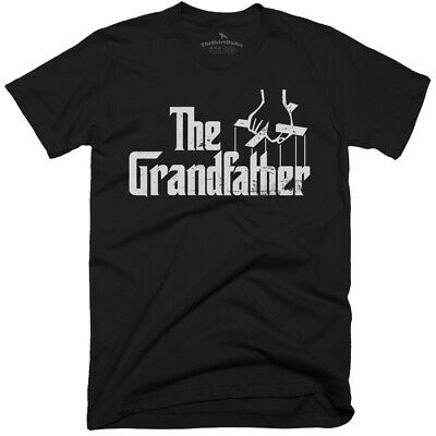 The Grandfather T-shirt - Funny Godfather Father's Day Grandpa Papa Tee Shirt