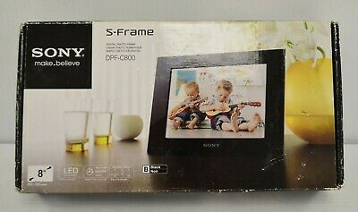 (71317) Sony DPFC800 Digital Frame