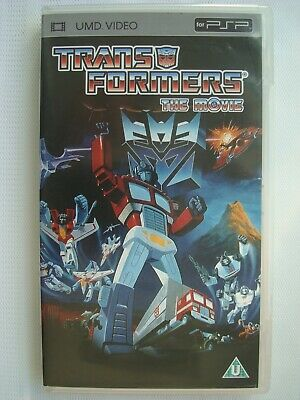 Transformers - The Movie (UMD, 2005) for Sony PSP