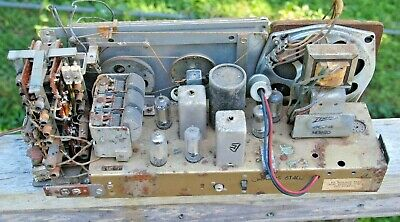 Zenith Transoceanic Y600 Chassis