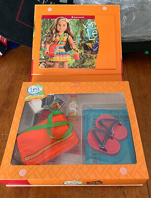 American Girl Doll Truly Me Doll Boutique Lea Clark Read & Create Book Kit New
