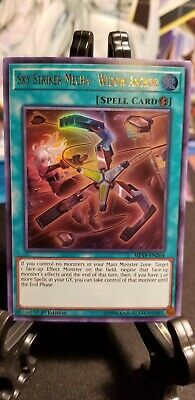Sky Striker Mecha - Widow Anchor 1st Ed.Ultra MP19-EN264 Yu-Gi-Oh! FAST SH BONUS