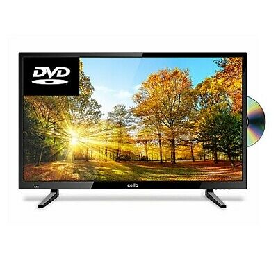 Cello C32227FT2 32 Inch HD Ready LED TV DVD Combi Freeview HD USB Record