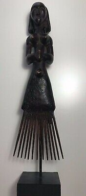 African Artefact - Comb On A Stand.