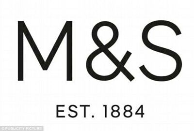 Marks and Spencers Credit note receipt/voucher. Valid one year £50