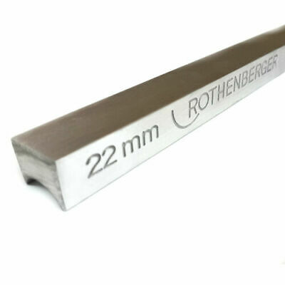 Rothenberger 22mm Pipe Bender Formers Guide 80178