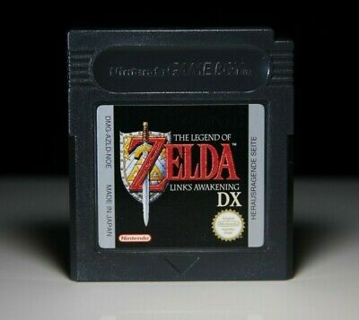 Legend of Zelda: Link's Awakening DX [GERMAN VERSION] (Game Boy Color, GBC 1998)