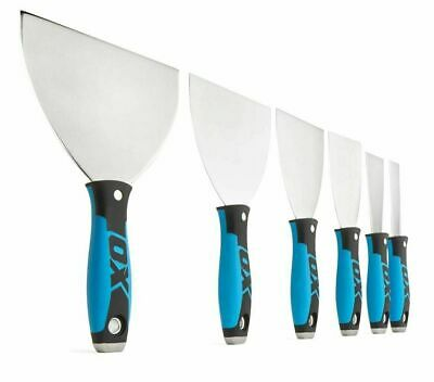 OX PRO JOINTING KNIFE   Stainless Steel   Drywall Plastering - Taping - Spatula