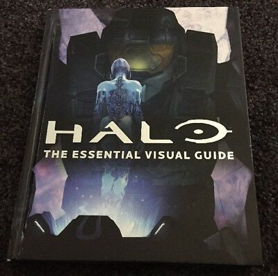 Halo, The Essential Visual Guide