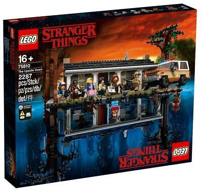 LEGO 75810 Stranger Things The Upside Down New Sealed