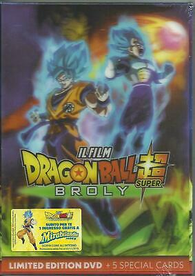 Dragon Ball Super Broly - Il Film Collector's Edition Limitata (DVD NUOVO