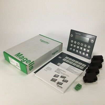 Schneider Electric XBTR410 Small panel display with keypad Magelis New NFP
