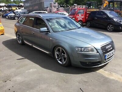 2006 Audi A6 allroad 2.7tdi avant auto Quattro leather breaking spares salvage