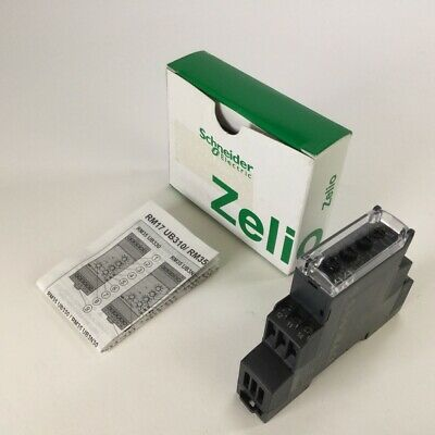 Schneider Electric RM17UB310 Voltage control relay Zelio Control New NFP