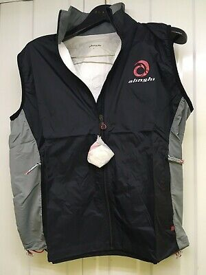job lot of 25  lightweight Alinghi sports wind & water proof gilet sleeveless