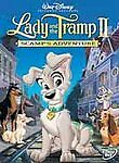Lady & The Tramp II - Scamps Adventure DVD