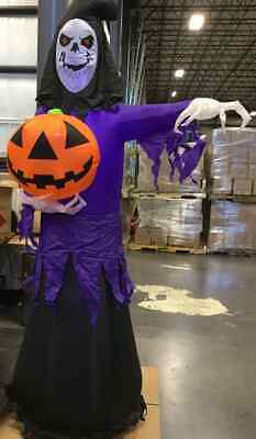 Airblown Wicked Reeper Lighted Halloween Inflatable 7 ft