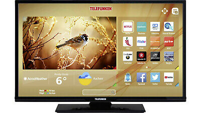 LED-TV 81cm  EEK A+ A++ - E DVB-T2, DVB-C, DVB-S, Full HD, Smart TV, WLAN, CI+