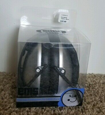Earmuffs For Kids Ears-Foldable-em's 4 KIDS