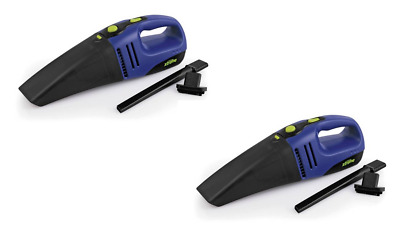 2 x Challenge Xtreme 12V Wet and Dry Car Vacuum Cleaner - E5014