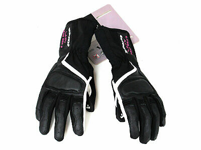 ABVERKAUF! SPIDI GRIP 2 LEATHER GLOVES  BLACK Gr. M