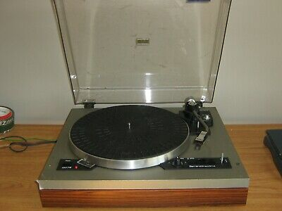 Garrard Direct Drive Dd75 Turntable