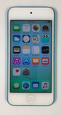Apple iPod Touch 5th Generation Blue 32 GB - Fully Functional 90 DAY WARRANTY