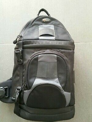 Lowepro backpack camera bag. Hardly used