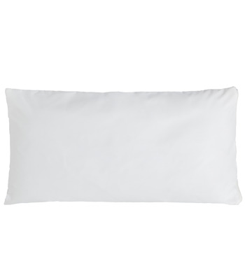 Funda de almohada - 100% algodón natural - antiacaros, transpirable, impermeable