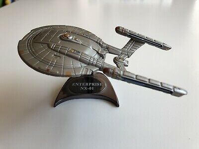 Legends of Star Trek - Series 1:  Enterprise NX-01 (Johnny Lightning)