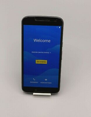 Motorola xt1625 Moto G (4th Gen) Unlocked Black 32GB - pre-owned
